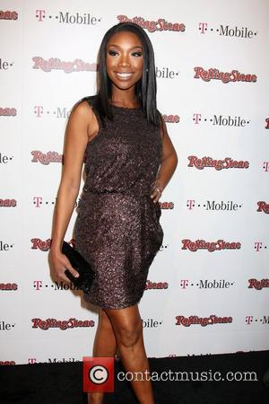 Brandy Norwood Rolling Stone Award Weekend Bash at Drai's Hollywood at The Hotel  Los Angeles, California, USA - 26.02.11