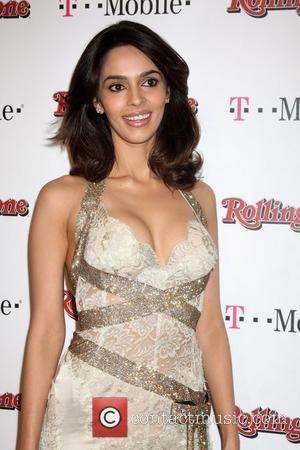 Mallika Sherawat Rolling Stone Award Weekend Bash at Drai's Hollywood at The Hotel  Los Angeles, California, USA - 26.02.11