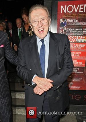 David Frost,  at a private event at Ronnie Scott's Jazz club in Soho. London, England - 05.10.11