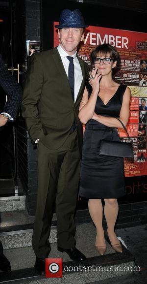 Helen Mccrory and Damian Lewis