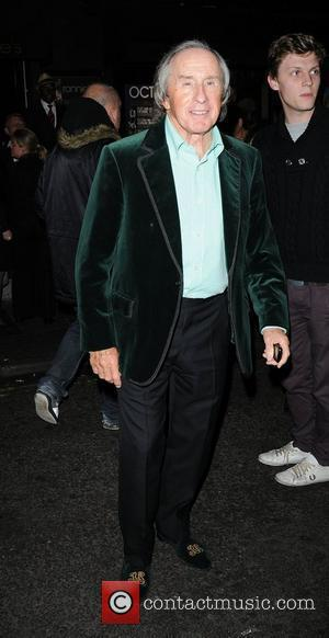Jackie Stewart,  at a private event at Ronnie Scott's Jazz Club in Soho. London, England - 05.10.11