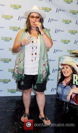 Roseanne Barr  promotes her new Lifetime series 'Roseanne's Nuts' at Chelsea Market New York City, USA - 13.07.11