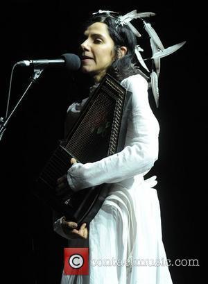 PJ Harvey Roskilde Festival - Performances - Day One Roskilde, Denmark - 30.06.11