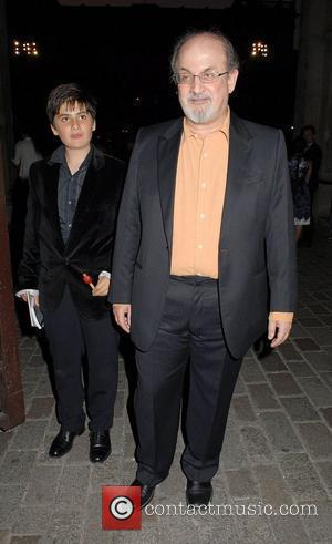 Salman Rushdie,  Royal Academy Summer Exhibition 2011 - VIP private view held at the Royal Academy Of Arts -...