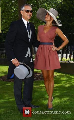 Gary Lineker and Danielle Lineker