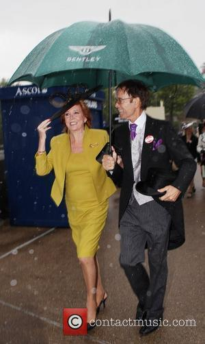 Cilla Black and Cliff Richard