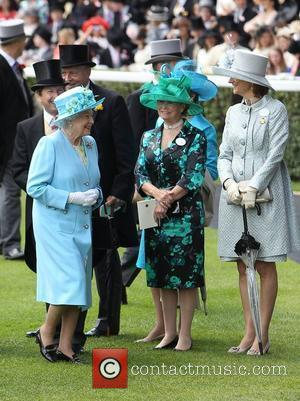 Queen Elizabeth II  Royal Ascot at Ascot Racecourse - Day 5 Berkshire, England - 18.06.11