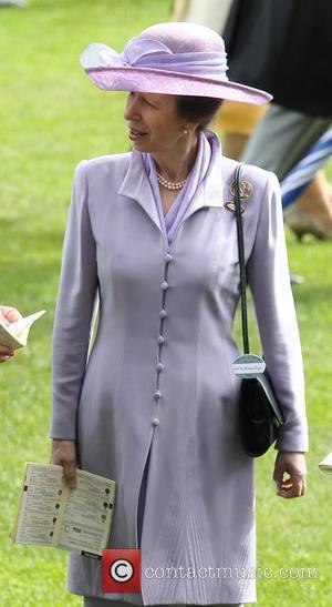 Princess Anne Royal Ascot at Ascot Racecourse - Ladies Day Berkshire, England - 16.06.11