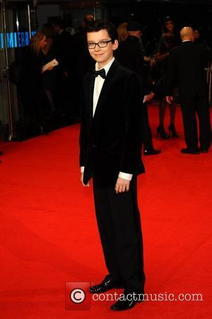 Asa Butterfield Royal Film Performance 2011: Hugo in 3D at Odeon Leicester Square - Arrivals London, England - 28.11.11