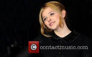 Chloe Moretz and Odeon Leicester Square