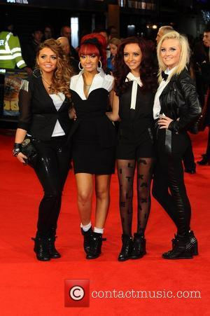 Little Mix and Odeon Leicester Square