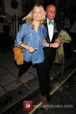Sienna Miller and Terence Rattigan
