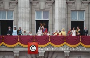Prince William, Buckingham Palace, Pippa Middleton, Prince Charles, Prince Harry and Prince Philip