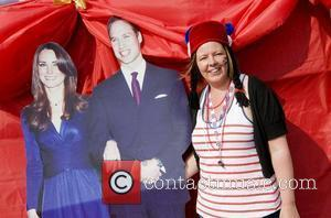 Lisa Duffy and Prince William