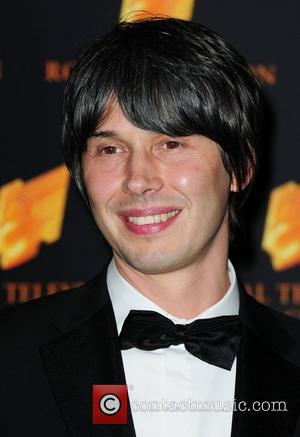 Brian Cox,  at the RTS Programme Awards at The Grosvenor House Hotel. London, England - 15.03.11