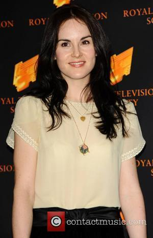 Michelle Dockery at the RTS Programme Awards at The Grosvenor House Hotel. London, England - 15.03.11