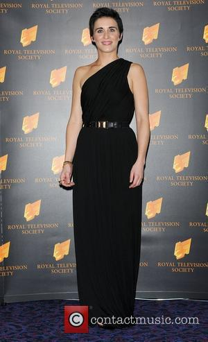 Vicky McClure at the RTS Programme Awards at The Grosvenor House Hotel. London, England - 15.03.11