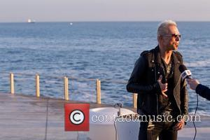 Dwayne Johnson and Scorpions