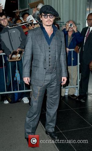 Johnny Depp,
