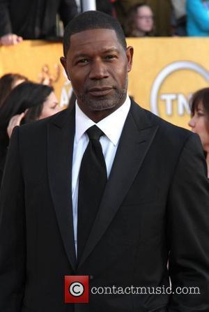 Dennis Haysbert The 17th Annual Screen Actors Guild Awards (SAG Awards 2011) held at the Shrine Auditorium & Expo Center...