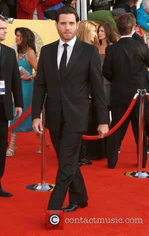 Edgar Ramirez The 17th Annual Screen Actors Guild Awards (SAG Awards 2011) held at the Shrine Auditorium & Expo Center...