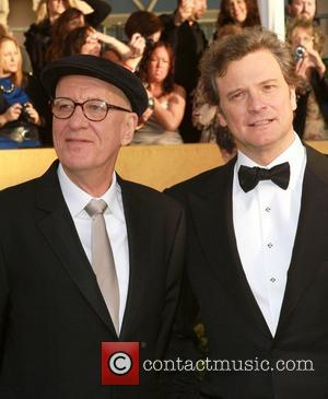 Geoffrey Rush and Colin Firth