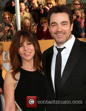 Jon Tenney The 17th Annual Screen Actors Guild Awards (SAG Awards 2011) held at the Shrine Auditorium & Expo Center...