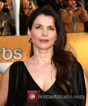 Julia Ormond The 17th Annual Screen Actors Guild Awards (SAG Awards 2011) held at the Shrine Auditorium & Expo Center...