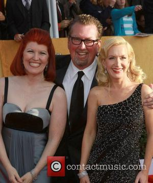 Kate Flannery and Angela Kinsey