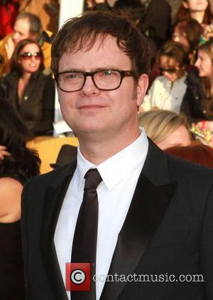 Rainn Wilson The 17th Annual Screen Actors Guild Awards (SAG Awards 2011) held at the Shrine Auditorium & Expo Center...