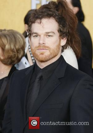 Michael C. Hall  The 17th Annual Screen Actors Guild Awards (SAG Awards 2011) held at the Shrine Auditorium &...