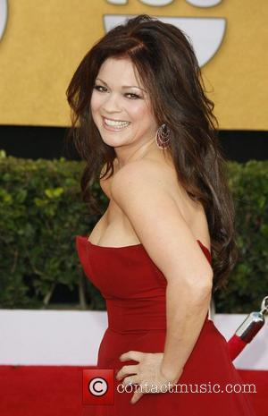 Valerie Bertinelli  The 17th Annual Screen Actors Guild Awards (SAG Awards 2011) held at the Shrine Auditorium & Expo...