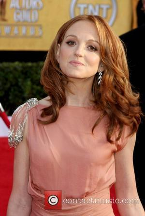 Jayma Mays,  The 17th Annual Screen Actors Guild Awards (SAG Awards 2011) held at the Shrine Auditorium & Expo...
