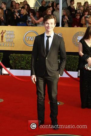 Chris Colfer The 17th Annual Screen Actors Guild Awards (SAG Awards 2011) held at the Shrine Auditorium & Expo Center...