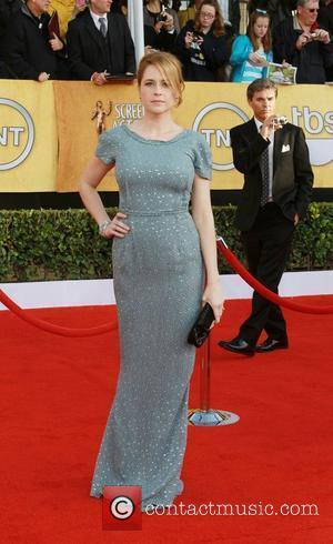 Jenna Fisher The 17th Annual Screen Actors Guild Awards (SAG Awards 2011) held at the Shrine Auditorium & Expo Center...