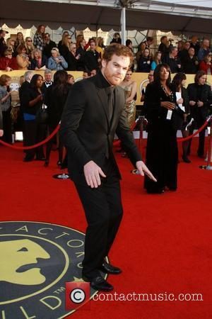 Michael C Hall The 17th Annual Screen Actors Guild Awards (SAG Awards 2011) held at the Shrine Auditorium & Expo...