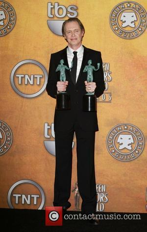 Steve Buscemi The 17th Annual Screen Actors Guild Awards (SAG Awards 2011) held at the Shrine Auditorium & Expo Center...