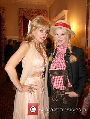 Sally Farmiloe and Cindy Jackson