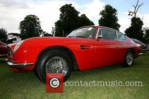 1967 Aston Martin Db6 Coupe $85,000-$105,000 RM Auctions Day 3 of the Annual Salon Prive Luxury Car Event held at...