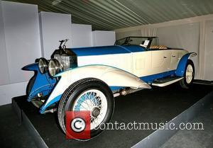 1926 Rolls Royce Phantom 1 Experimental Tourer Day 3 of the Annual Salon Prive Luxury Car Event held at Syon...