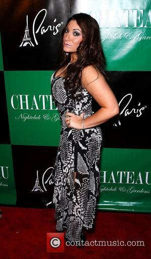 Deena Nicole Cortese Sammi ' Sweetheart' Giancola celebrates her birthday at Chateau Nightclub at Paris Hotel and Casino  Las...