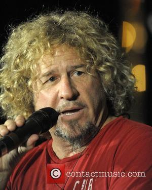 Sammy Hagar  Celebrity Interview session at the 2011 Canadian Music Week held at the Fairmont Royal York Hotel Toronto,...