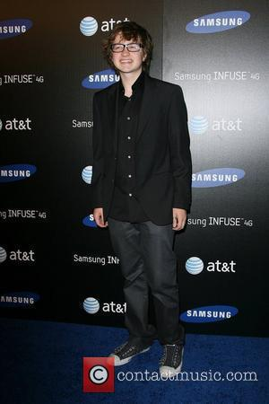 Angus T. Jones Samsung Infuse 4G For AT&T launch event held at Milk Studios Los Angeles, California - 12.05.11