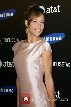 Dania Ramirez Samsung Infuse 4G For AT&T launch event held at Milk Studios Los Angeles, California - 12.05.11