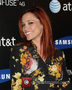 Jessica Sutta Samsung Infuse 4G For AT&T launch event at Milk Studios - Arrivals Los Angeles, California - 12.05.11