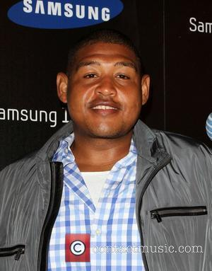 Omar Benson Miller Samsung Infuse 4G For AT&T launch event at Milk Studios - Arrivals Los Angeles, California - 12.05.11