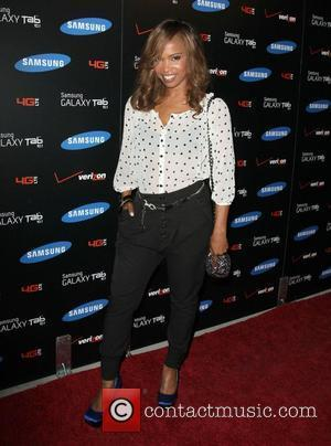 Elise Neal Samsung Galaxy Tab 10.1 Launch Event held at The Beverly Los Angeles, California - 02.08.11
