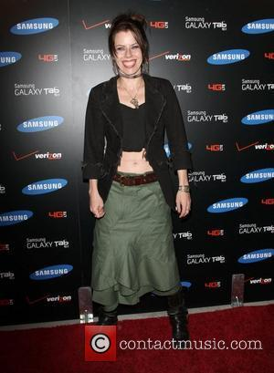 Fairuza Balk Samsung Galaxy Tab 10.1 Launch Event held at The Beverly Los Angeles, California - 02.08.11