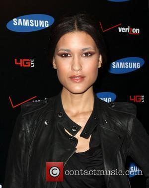 Julia Jones Samsung Galaxy Tab 10.1 Launch Event held at The Beverly Los Angeles, California - 02.08.11