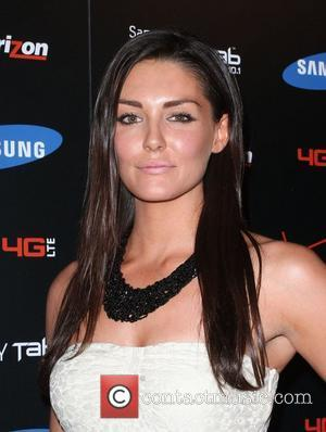Taylor Cole Samsung Galaxy Tab 10.1 Launch Event held at The Beverly Los Angeles, California - 02.08.11